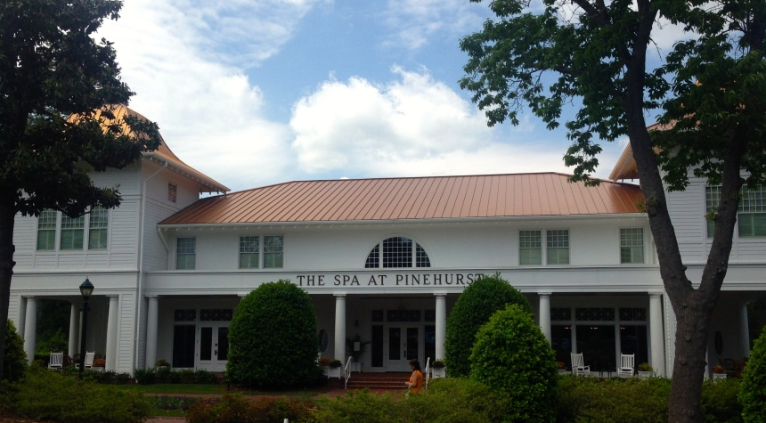 The Spa at Pinehurst