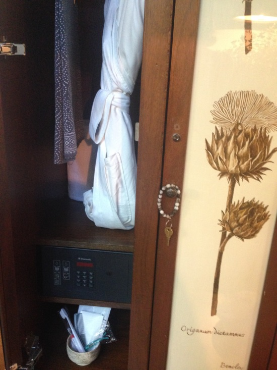 Spa Locker at Dorado Beach RC